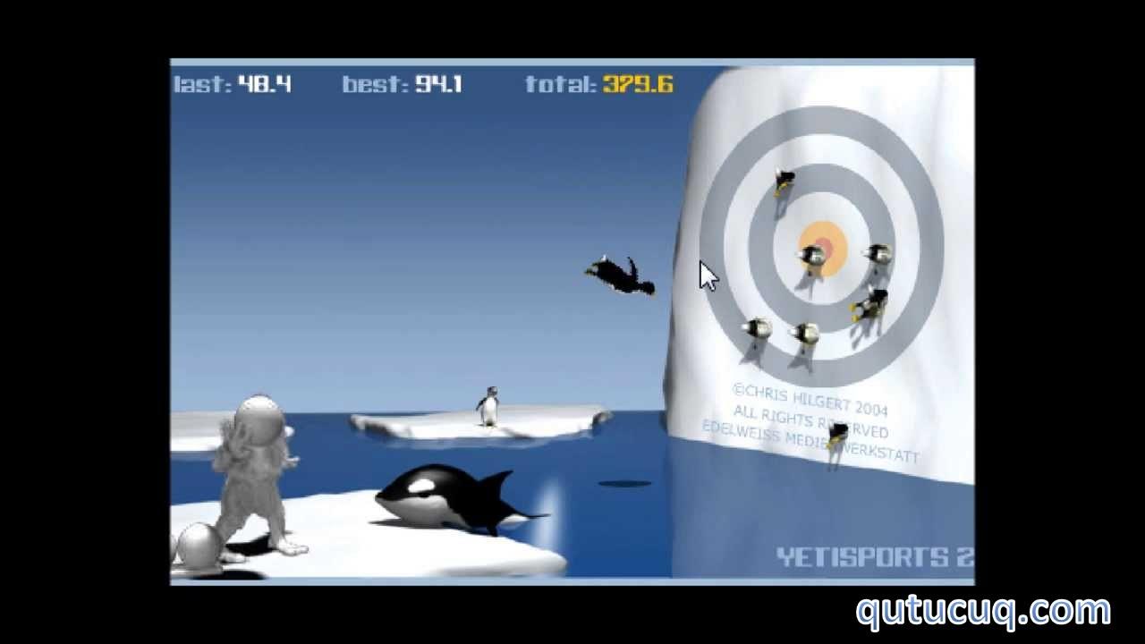 YetiSports 2 – Orca Slap ekran görüntüsü