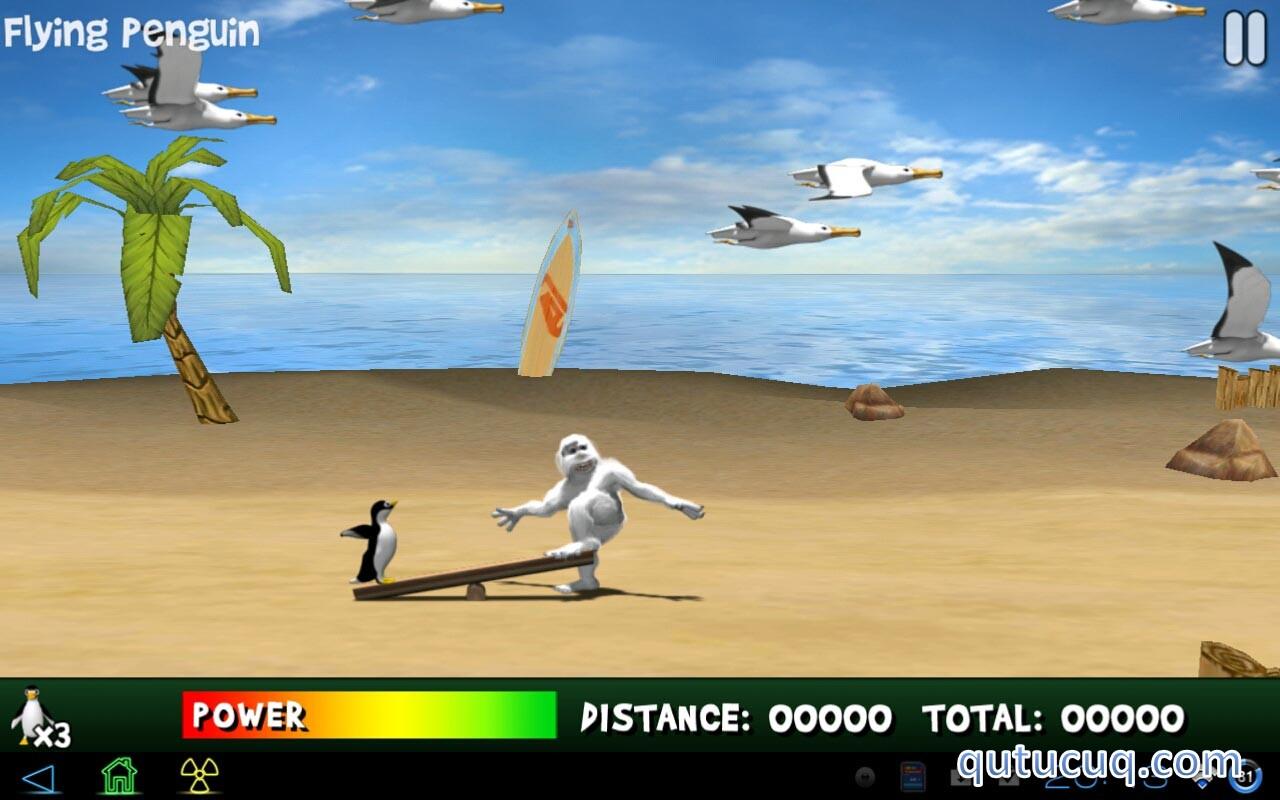 YetiSports 4 – Albatros Overload ekran görüntüsü