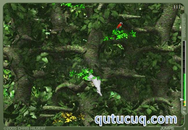 Yetisports 8 – Jungle Swing ekran görüntüsü
