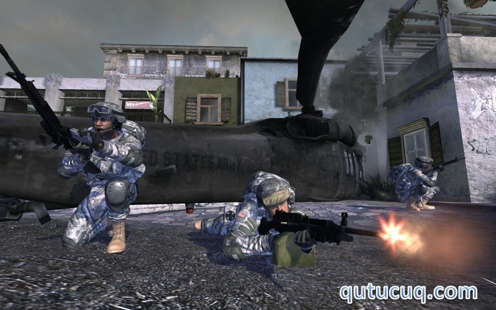 America's Army Special Forces 3 ekran görüntüsü