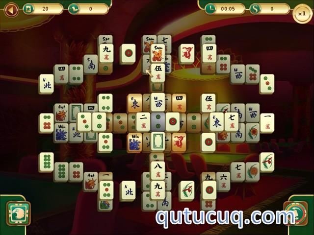 Mahjong World Contest ekran görüntüsü