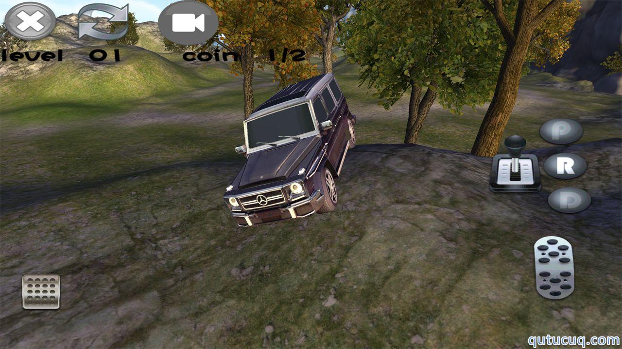 4 × 4 Mountain Offroad ekran görüntüsü