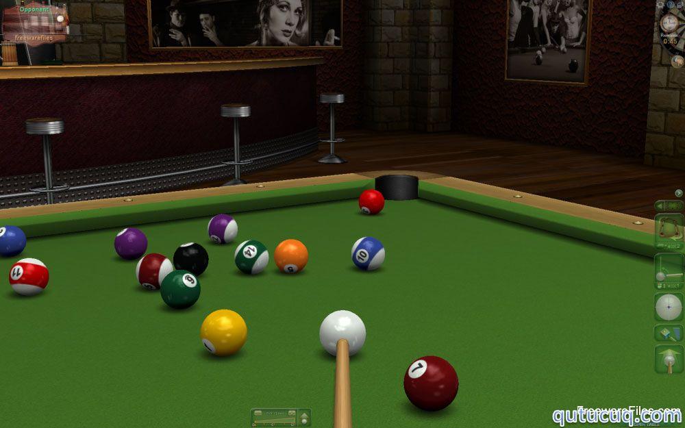 8BallClub Billiards Online ekran görüntüsü