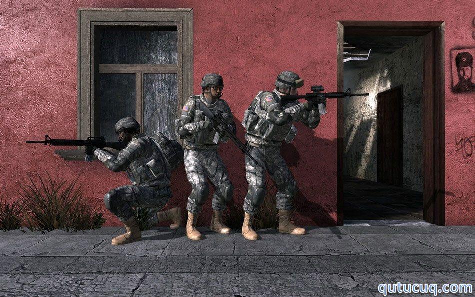 America's Army 3.2 ekran görüntüsü