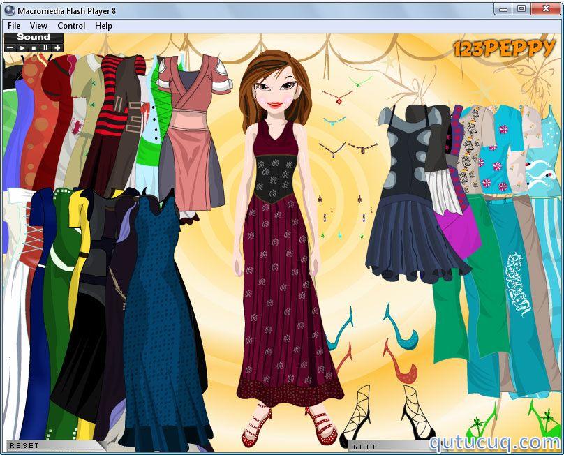 Anime Dress Up ekran görüntüsü