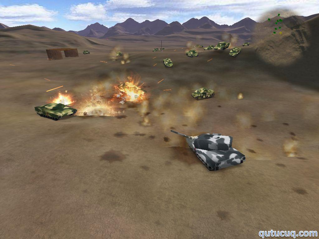 BattleTanks II ekran görüntüsü