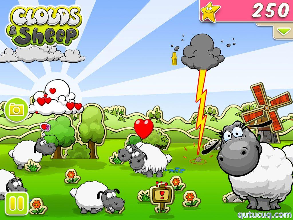 Clouds and Sheep ekran görüntüsü