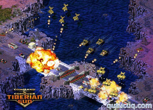 Command and Conquer: Tiberian Sun and Firestorm ekran görüntüsü