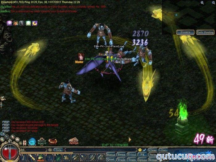 Conquer Online ekran görüntüsü