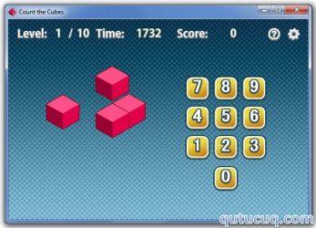 Count the Cubes ekran görüntüsü