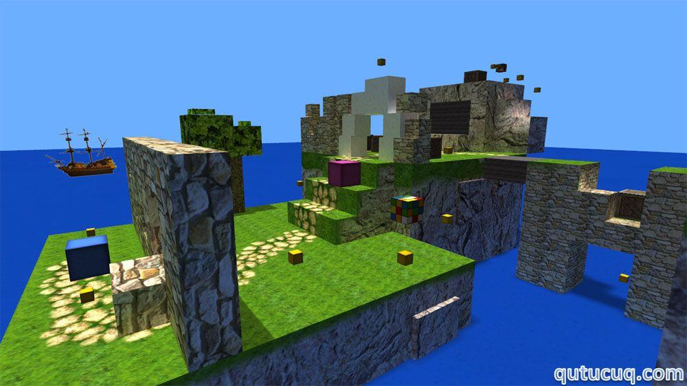 Cuby the Game ekran görüntüsü