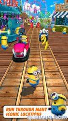 Despicable Me: Minion Rush ekran görüntüsü