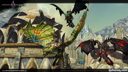 Dragons Prophet 2 ekran görüntüsü