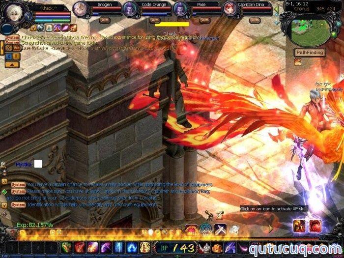 Eudemons Online v1736 ekran görüntüsü