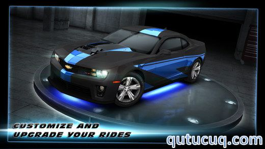 Fast and Furious 6 ekran görüntüsü