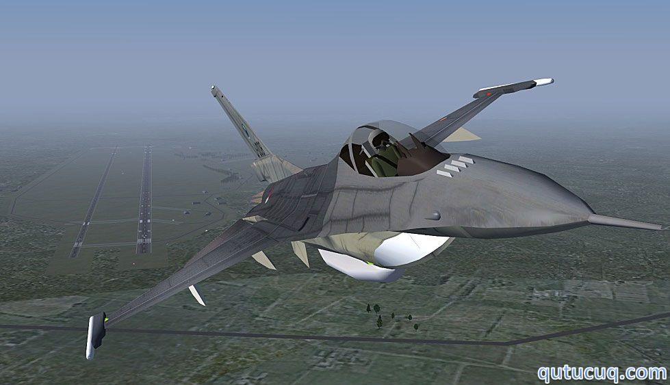 FlightGear 3 ekran görüntüsü