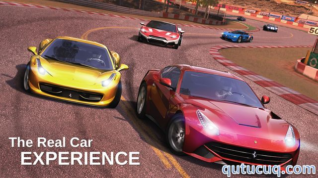 GT Racing 2 ekran görüntüsü
