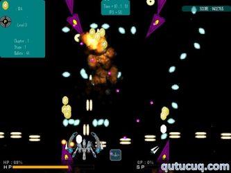 Galaxy Angel Dawn of Huskarl ekran görüntüsü