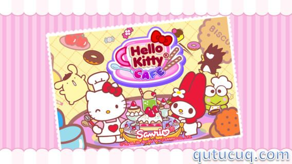 Скриншот в Hello Kitty Cafe