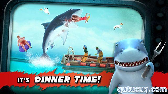 Hungry Shark Evolution ekran görüntüsü
