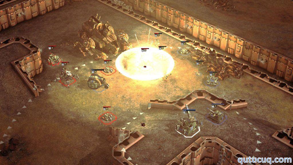 Iron Grip: Marauders ekran görüntüsü