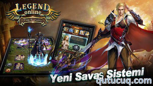 Legend Online ekran görüntüsü