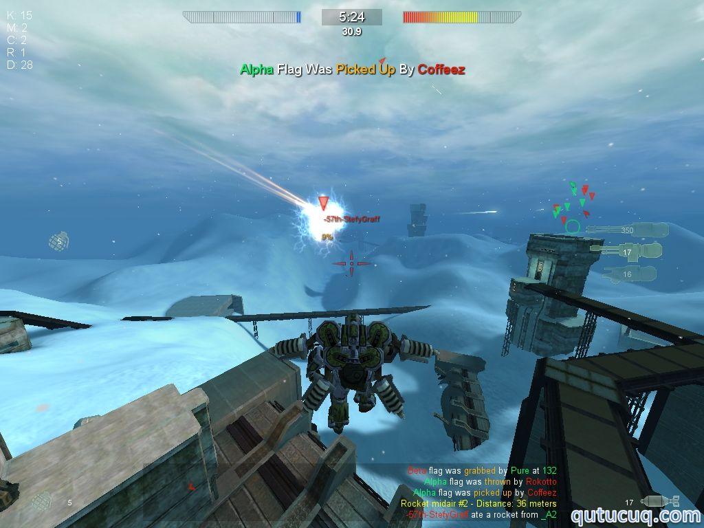 Legions Overdrive ekran görüntüsü