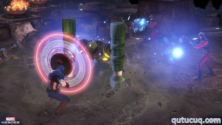 Marvel Heroes Online 2015 ekran görüntüsü