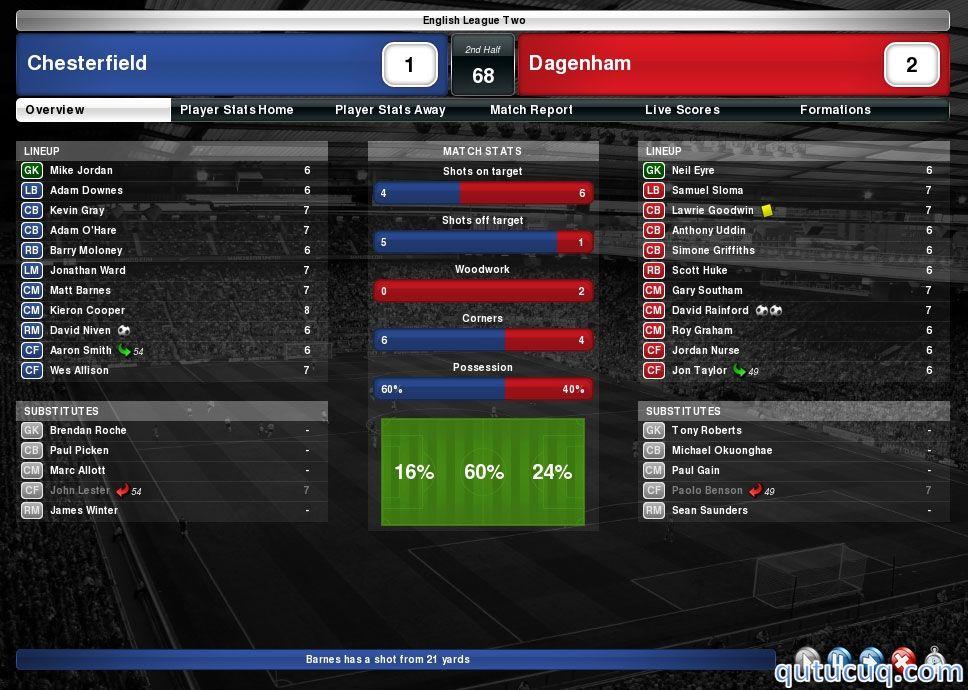 Matchday Football Manager ekran görüntüsü
