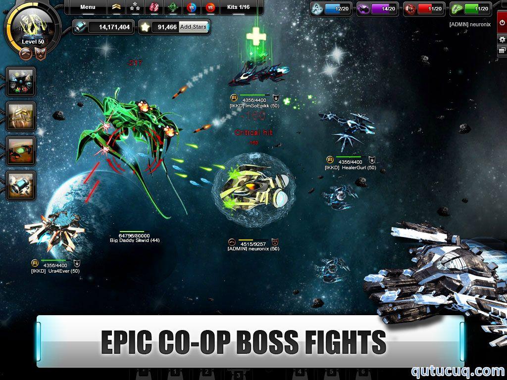 Nova Raider ekran görüntüsü