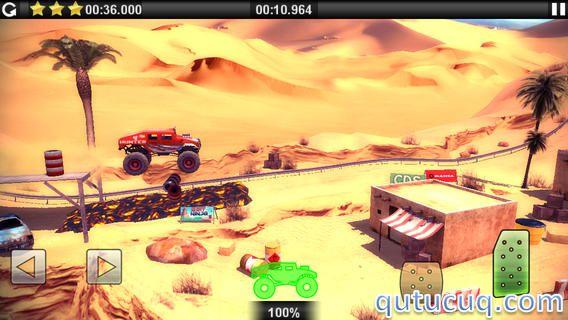 Offroad Legends Sahara ekran görüntüsü