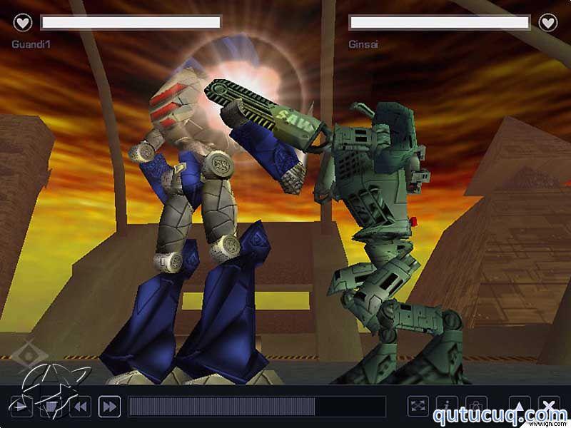 Roboforge ekran görüntüsü