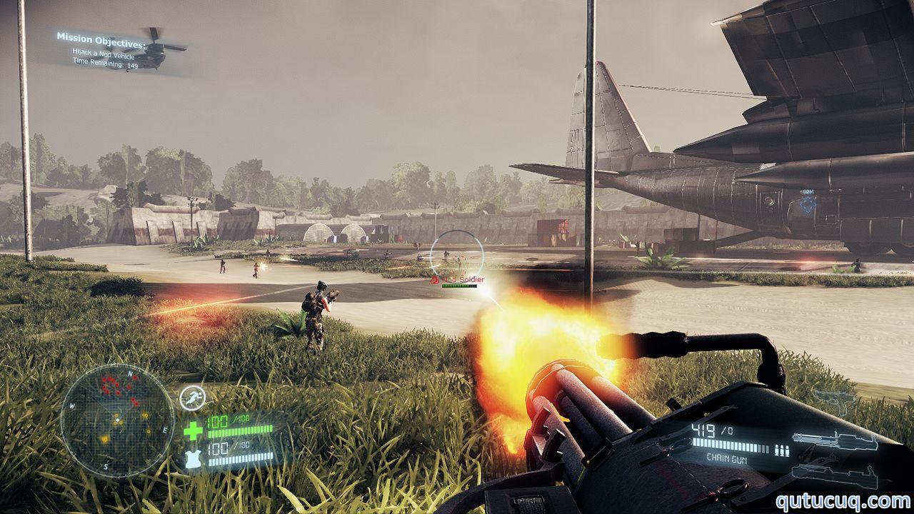 Renegade X: Black Dawn ekran görüntüsü