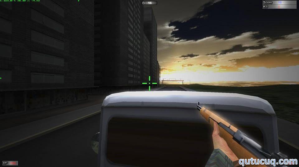 Robox Invasion Alpha ekran görüntüsü