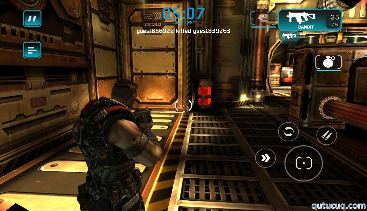 SHADOWGUN: DeadZone ekran görüntüsü