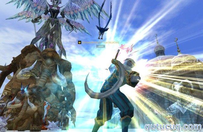 Silkroad Online Legend VIII: Mysterious Temple of Jupiter ekran görüntüsü