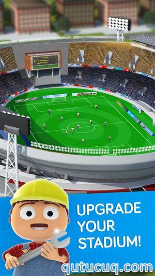 Soccer Manager ekran görüntüsü
