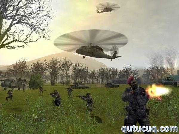 Soldner Secret Wars Community Edition ekran görüntüsü