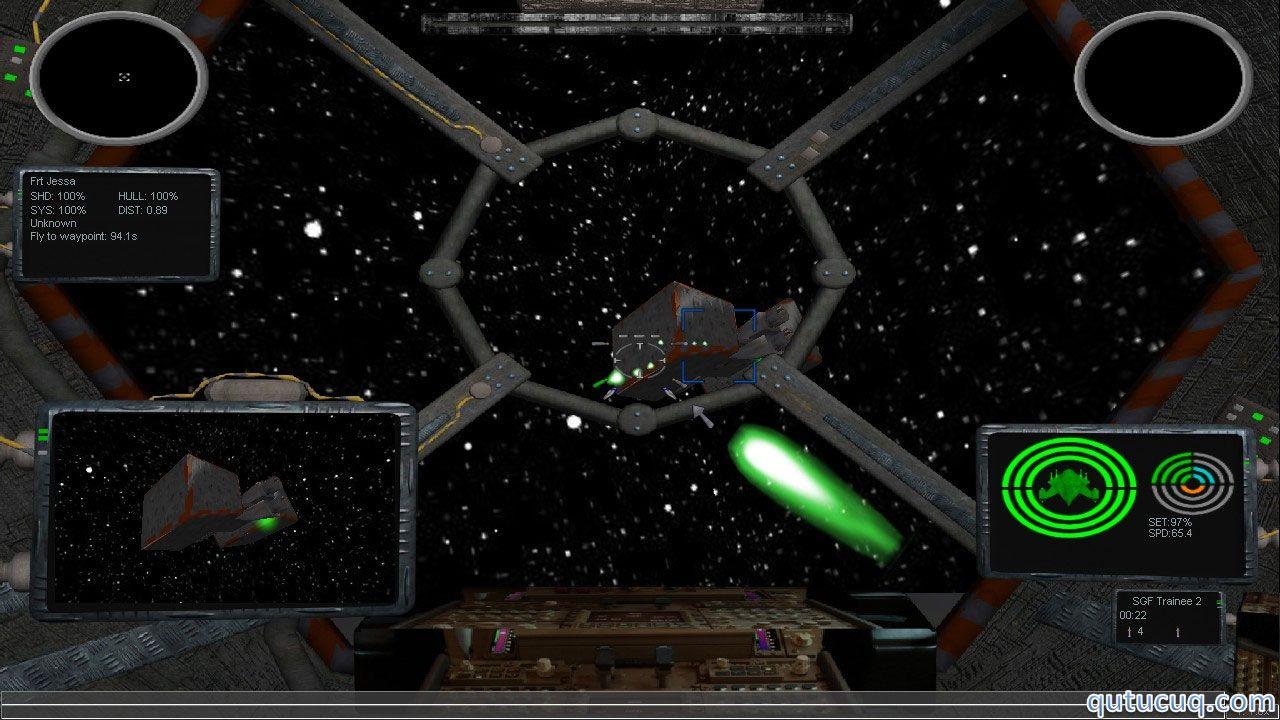 Space Combat ekran görüntüsü