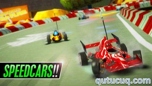 Touch Racing 2 ekran görüntüsü