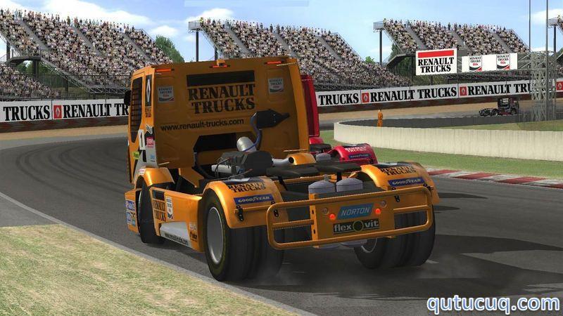 Truck Racing by Renault Trucks Yüklə ekran görüntüsü