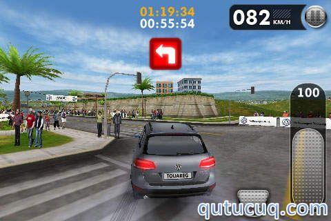 Volkswagen Touareg Challenge ekran görüntüsü