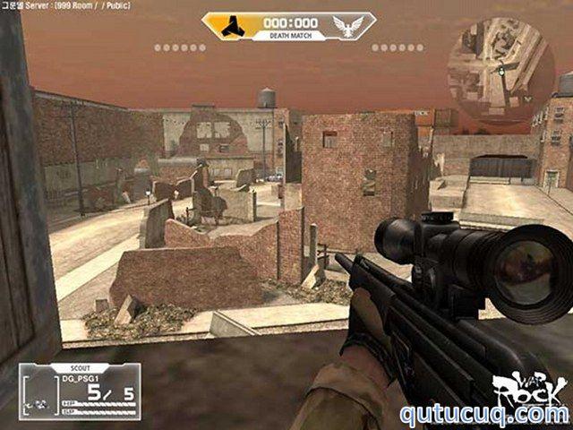 War Rock 2015 ekran görüntüsü