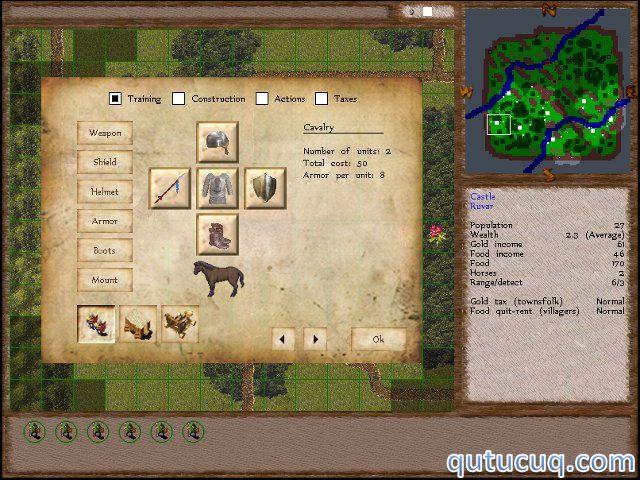 Wargame Project ekran görüntüsü