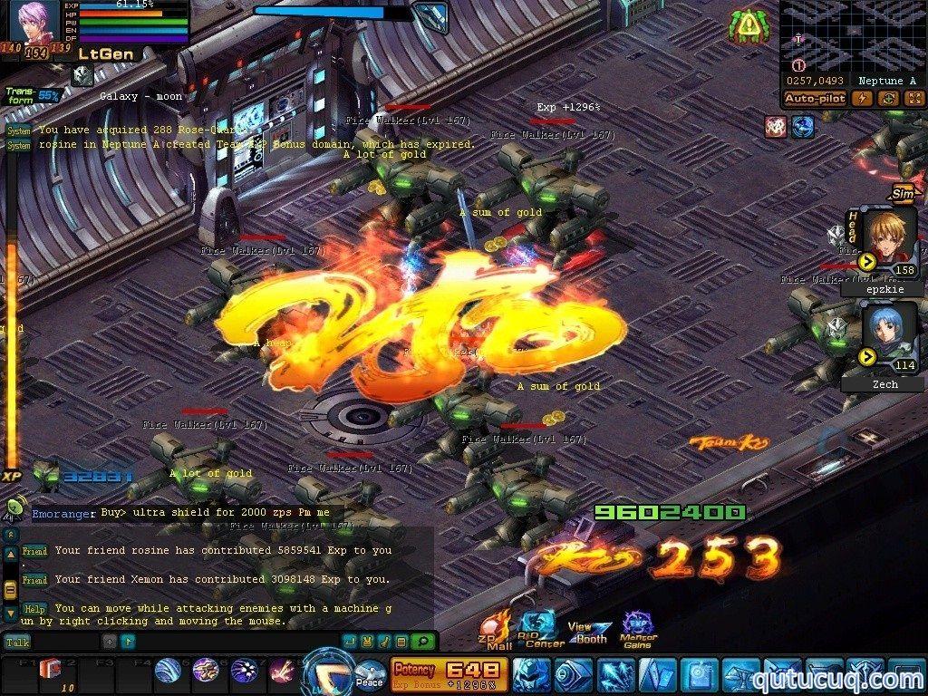 Zero Online ekran görüntüsü