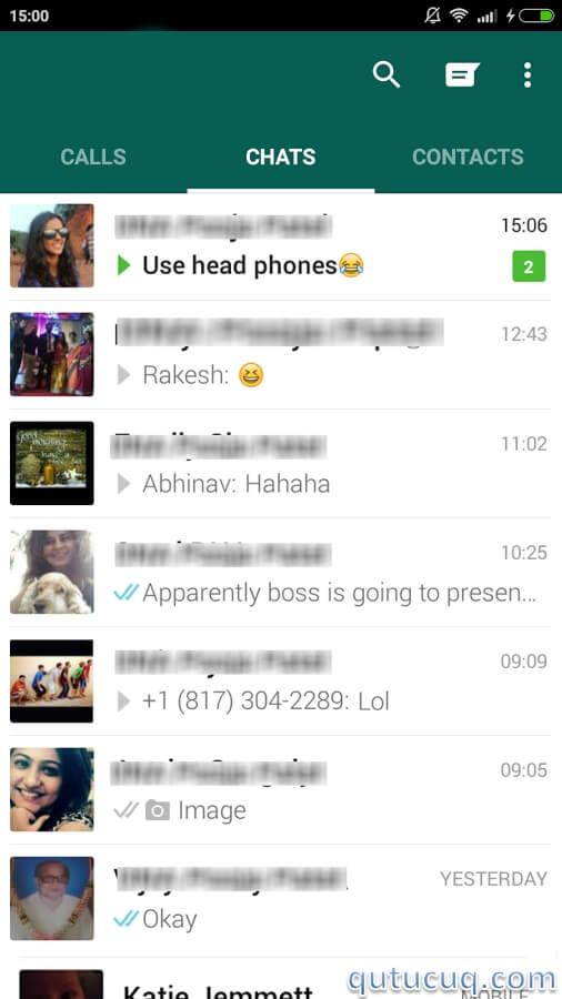 2 lines for Whatsapp ekran görüntüsü