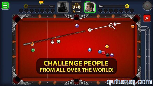 Скриншот в 8 Ball Pool