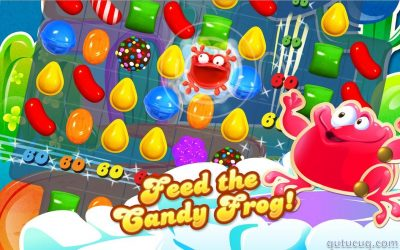 Candy Crush Saga ekran görüntüsü