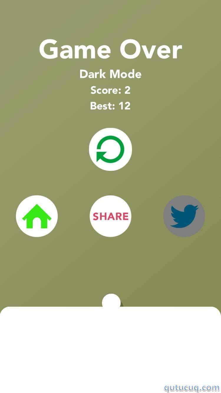 Скриншот в Dash Up