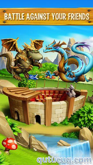 Dragon City ekran görüntüsü